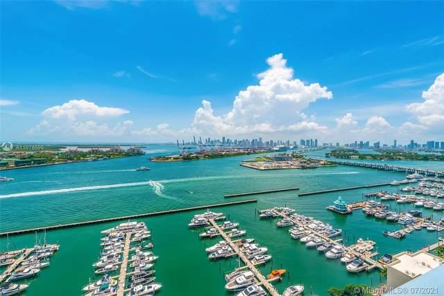90 Alton Rd #2808, Miami Beach, FL 33139 (MLS #A11076595) :: Miami Villa Group