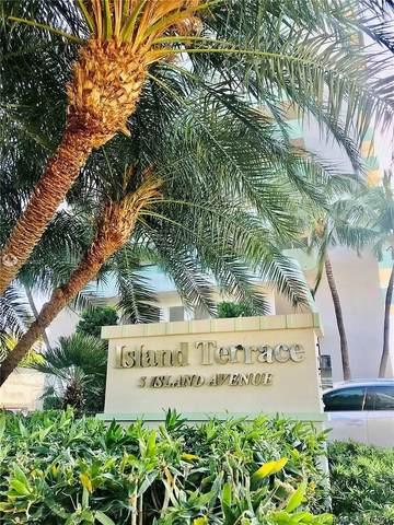 5 Island Ave 4K, Miami Beach, FL 33139 (MLS #A11076602) :: The Howland Group