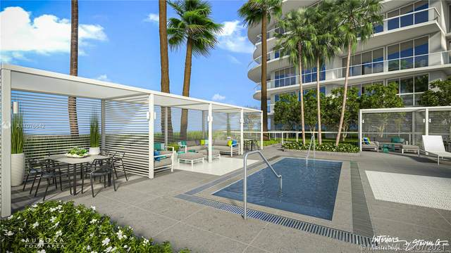 17550 Collins Ave #1205, Sunny Isles Beach, FL 33160 (MLS #A11076642) :: Equity Realty
