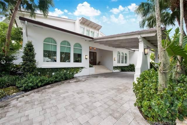 7233 Los Pinos Blvd, Coral Gables, FL 33143 (MLS #A11076644) :: Berkshire Hathaway HomeServices EWM Realty