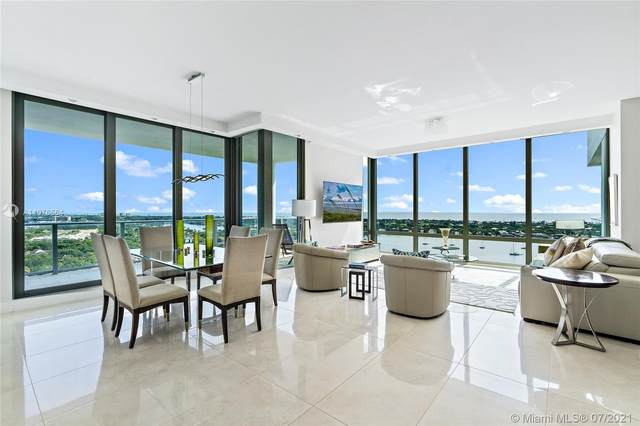 1 Water Club Way #2201, North Palm Beach, FL 33408 (MLS #A11076664) :: Castelli Real Estate Services