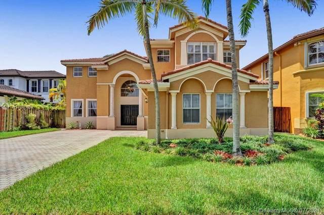 14972 SW 15th Ln, Miami, FL 33194 (MLS #A11076682) :: Douglas Elliman