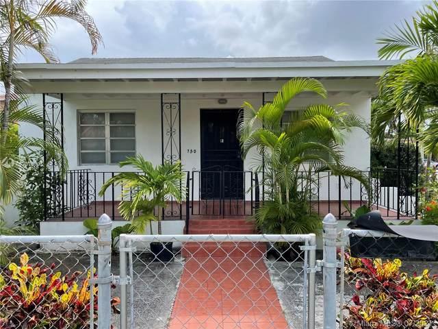 750 SW 10th St, Miami, FL 33130 (MLS #A11076695) :: The MPH Team