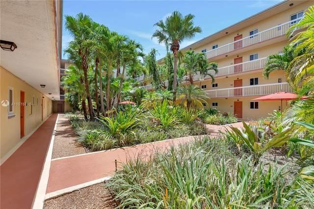 7850 Camino Real #320, Miami, FL 33143 (MLS #A11076716) :: GK Realty Group LLC