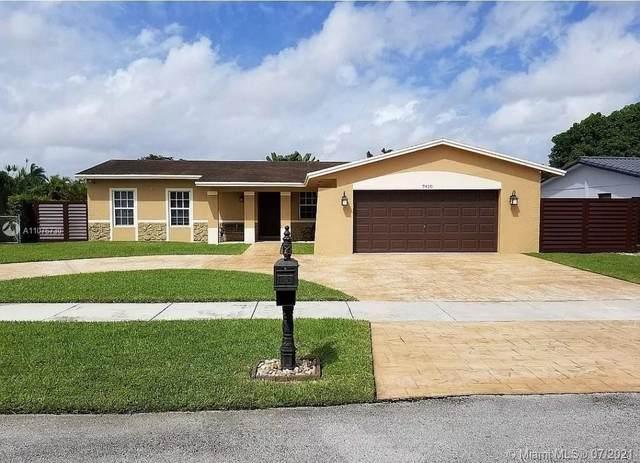 7410 SW 130th Ave, Miami, FL 33183 (MLS #A11076730) :: Team Citron