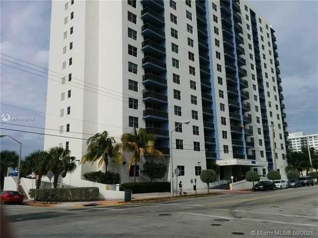 401 69th St #308, Miami Beach, FL 33141 (MLS #A11076740) :: GK Realty Group LLC