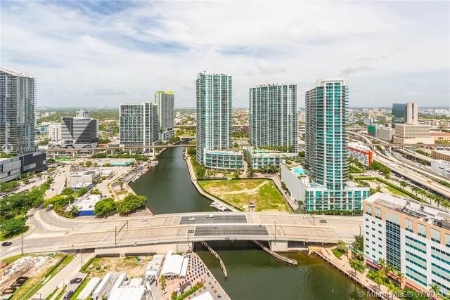 31 SE 5th St #3717, Miami, FL 33131 (#A11076803) :: Dalton Wade