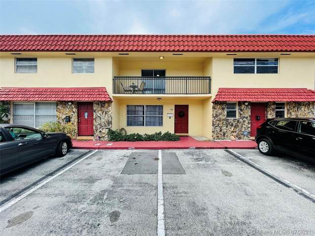 6675 SW 41st Pl #34, Davie, FL 33314 (MLS #A11076850) :: Miami Villa Group