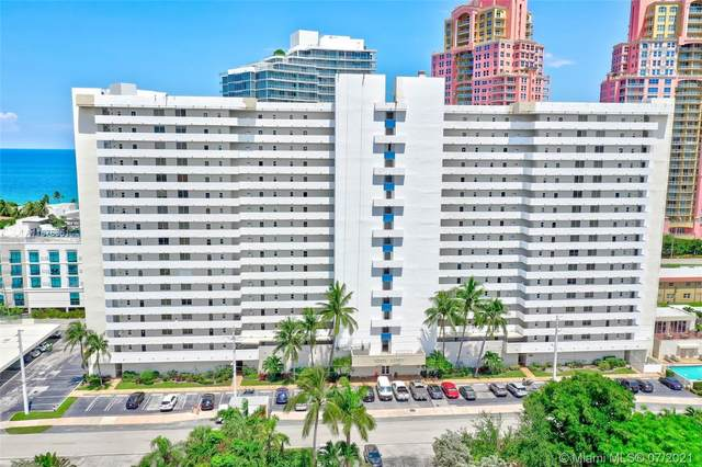 2200 NE 33rd Ave 15H, Fort Lauderdale, FL 33305 (MLS #A11076851) :: Green Realty Properties
