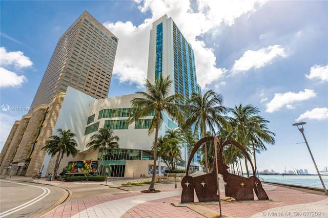 325 S Biscayne Blvd Lph 17, Miami, FL 33131 (#A11076860) :: Dalton Wade