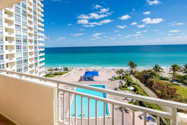 3180 S Ocean Dr #715, Hallandale Beach, FL 33009 (MLS #A11076869) :: Miami Villa Group