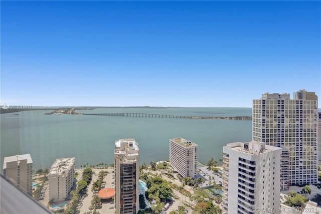 1435 Brickell Ave #3205, Miami, FL 33131 (MLS #A11076911) :: All Florida Home Team