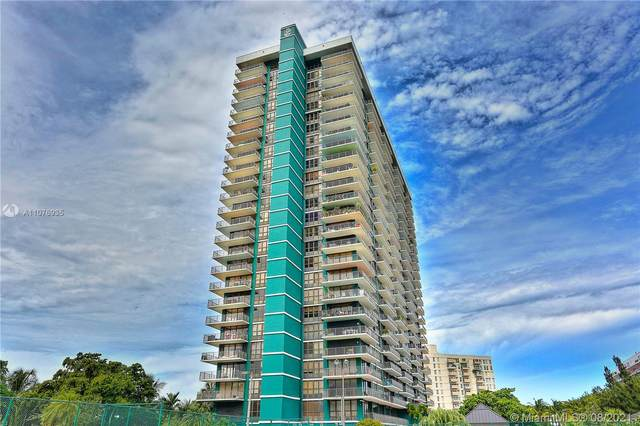 780 NE 69th St #804, Miami, FL 33138 (MLS #A11076935) :: The Jack Coden Group