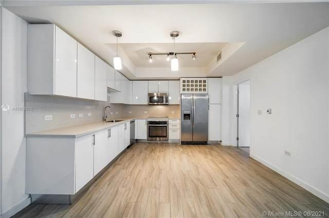 999 SW 1st Ave #1501, Miami, FL 33130 (MLS #A11076970) :: Berkshire Hathaway HomeServices EWM Realty