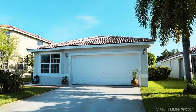 16275 NW 19th St, Pembroke Pines, FL 33028 (MLS #A11076975) :: Vigny Arduz | RE/MAX Advance Realty