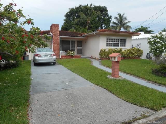 9025 Hawthorne Ave, Surfside, FL 33154 (MLS #A11076985) :: Re/Max PowerPro Realty