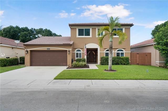 1628 SW 108th Way, Davie, FL 33324 (MLS #A11077003) :: ONE Sotheby's International Realty