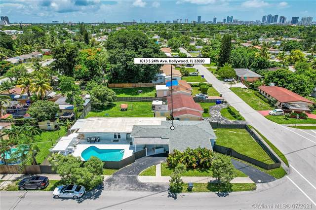 1013 S 24th Ave, Hollywood, FL 33020 (MLS #A11077026) :: Re/Max PowerPro Realty