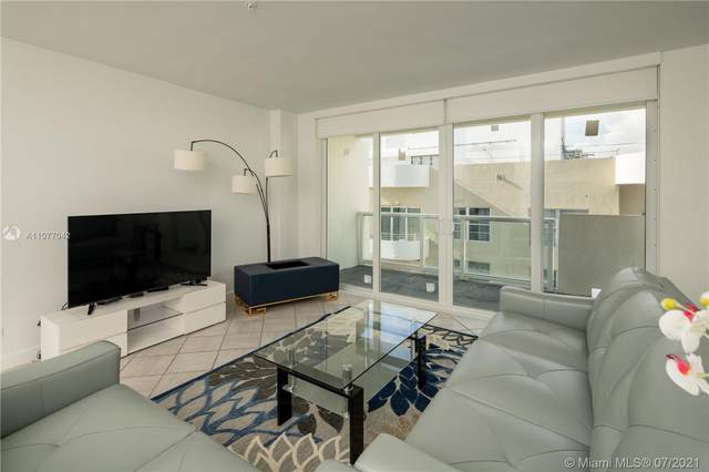 5601 Collins Ave #1714, Miami Beach, FL 33140 (MLS #A11077042) :: Green Realty Properties