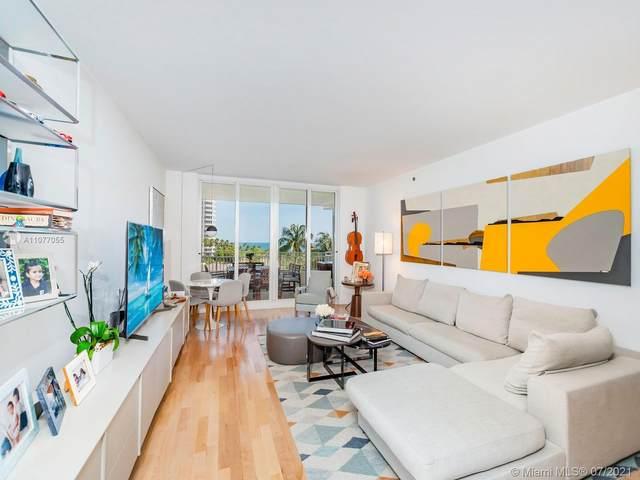 799 Crandon Blvd #607, Key Biscayne, FL 33149 (MLS #A11077055) :: Berkshire Hathaway HomeServices EWM Realty
