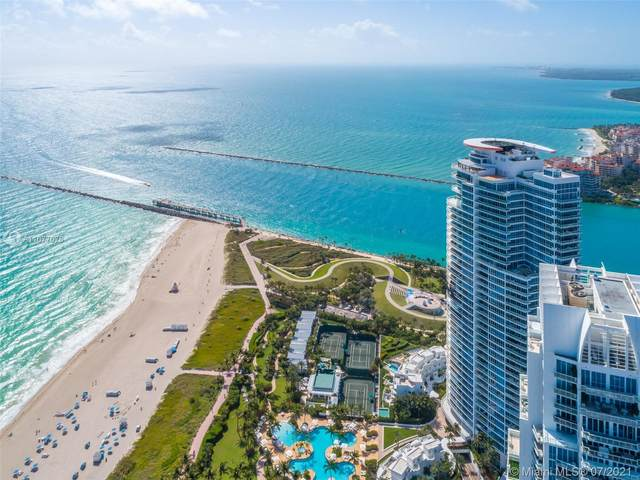 50 S Pointe Dr #2005, Miami Beach, FL 33139 (MLS #A11077078) :: Jo-Ann Forster Team