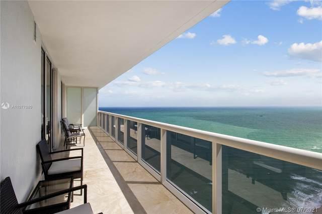 1830 S Ocean Dr #4303, Hallandale Beach, FL 33009 (#A11077080) :: Dalton Wade