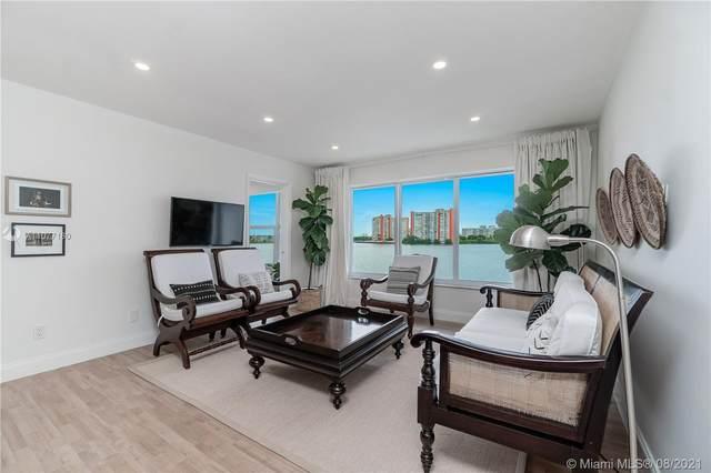 1160 NE 191st St #34, Miami, FL 33179 (MLS #A11077180) :: Vigny Arduz | RE/MAX Advance Realty