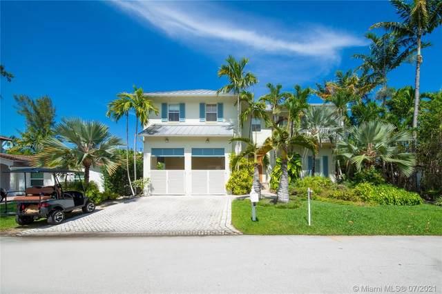 270 Buttonwood Dr, Key Biscayne, FL 33149 (MLS #A11077195) :: Prestige Realty Group