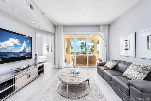 15711 Fisher Island Dr #15711, Miami Beach, FL 33109 (MLS #A11077292) :: Prestige Realty Group