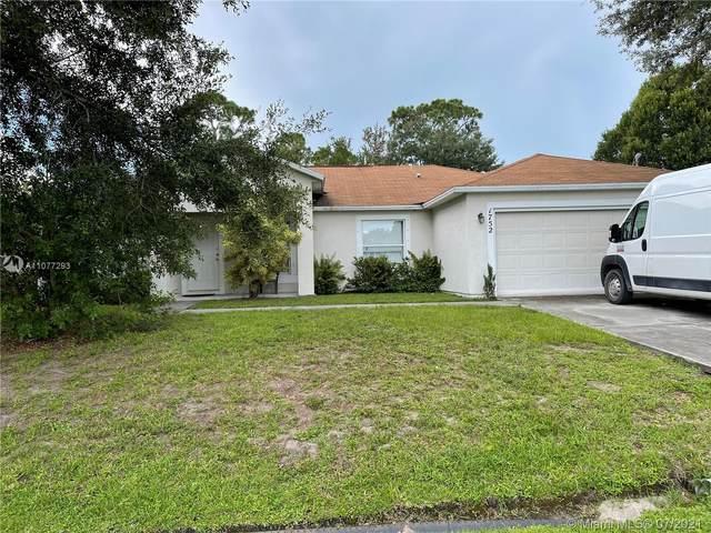 1752 SW Angelo St, Port Saint Lucie, FL 34953 (MLS #A11077293) :: Vigny Arduz | RE/MAX Advance Realty