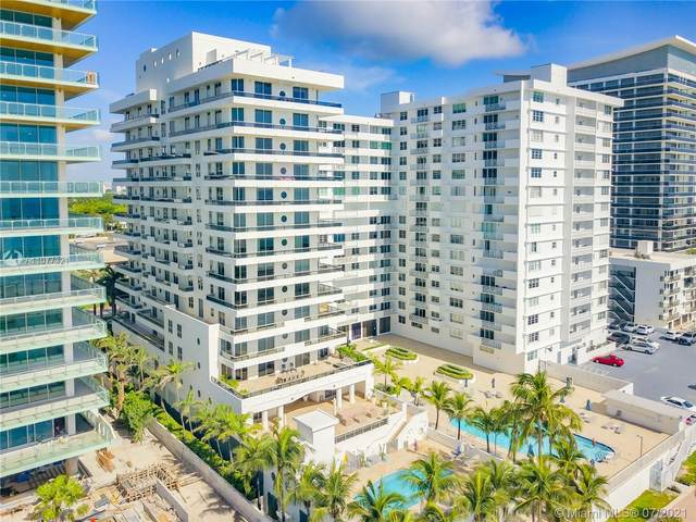 5825 Collins Ave 2F, Miami Beach, FL 33140 (MLS #A11077321) :: The Howland Group