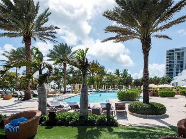 10295 Collins Avenue #915, Bal Harbour, FL 33154 (MLS #A11077413) :: The Howland Group
