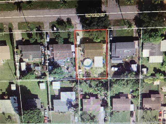 5610 SW 38th Ct, Davie, FL 33314 (MLS #A11077422) :: Team Citron