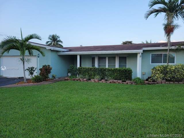 431 NW 96th Ave, Pembroke Pines, FL 33024 (MLS #A11077436) :: Prestige Realty Group