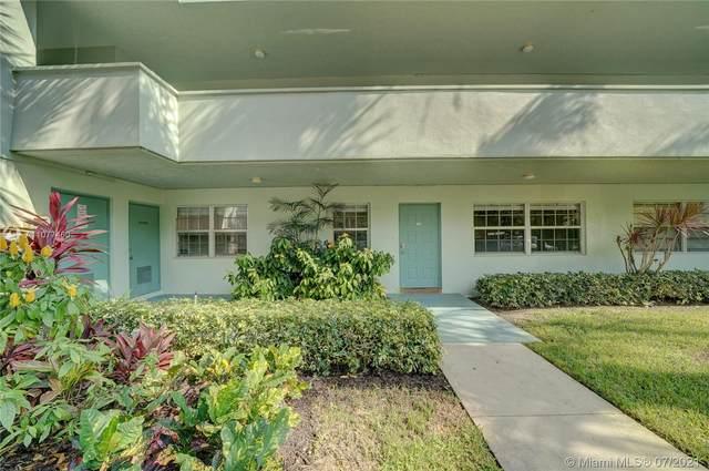 903 Cypress Grove Dr #103, Pompano Beach, FL 33069 (MLS #A11077460) :: The MPH Team