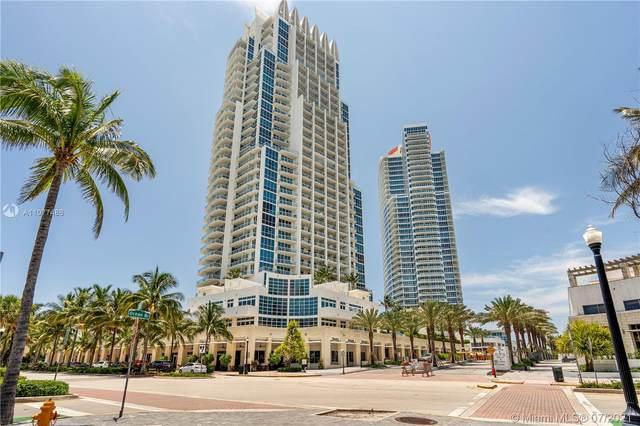 50 S Pointe Dr #606, Miami Beach, FL 33139 (MLS #A11077486) :: Search Broward Real Estate Team
