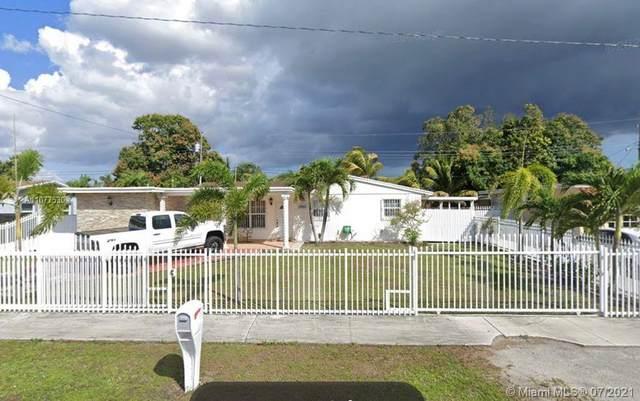 17511 NW 49th Ave, Miami Gardens, FL 33055 (MLS #A11077530) :: Natalia Pyrig Elite Team   Charles Rutenberg Realty