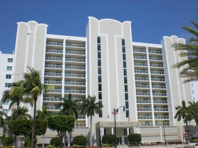 18100 N Bay Rd #1103, Sunny Isles Beach, FL 33160 (MLS #A11077535) :: Search Broward Real Estate Team