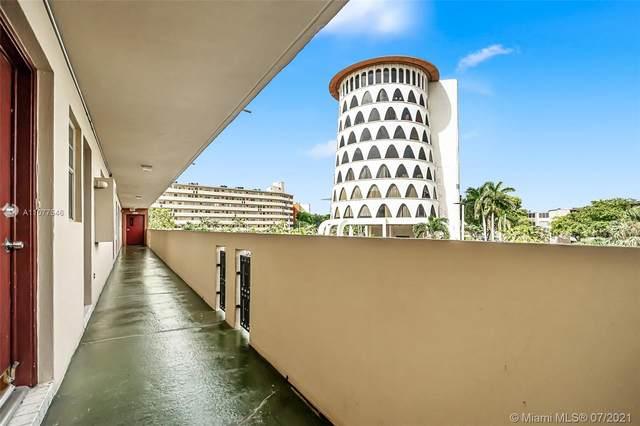 1770 NE 191st St #315, Miami, FL 33179 (#A11077546) :: Posh Properties