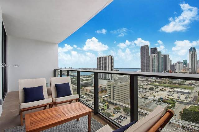 1600 NE 1st Ave #2407, Miami, FL 33132 (MLS #A11077568) :: Berkshire Hathaway HomeServices EWM Realty