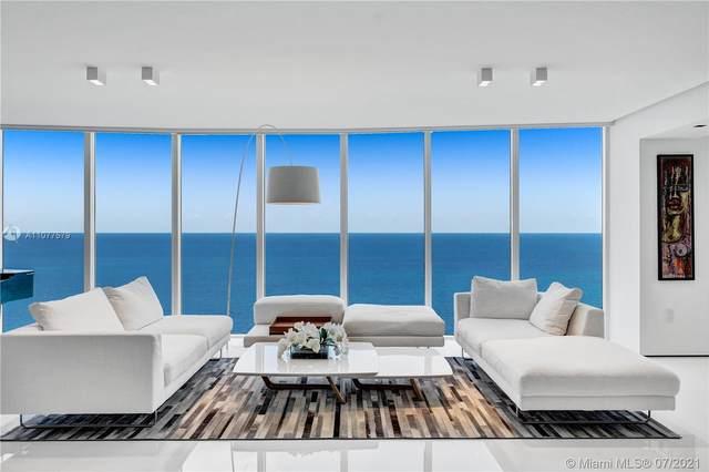 18911 Collins Ave #2301, Sunny Isles Beach, FL 33160 (MLS #A11077579) :: Berkshire Hathaway HomeServices EWM Realty