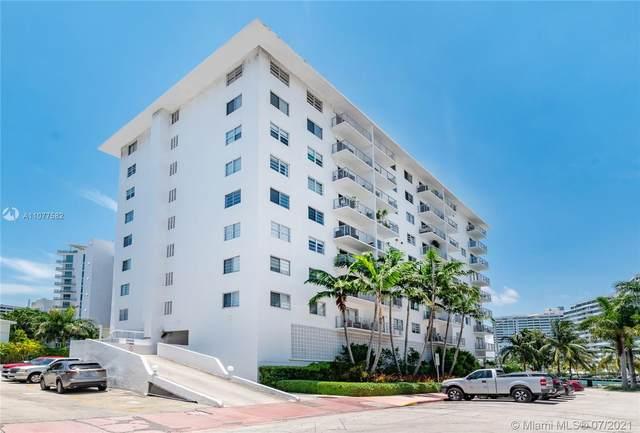 1450 Lincoln Rd #409, Miami Beach, FL 33139 (MLS #A11077582) :: CENTURY 21 World Connection