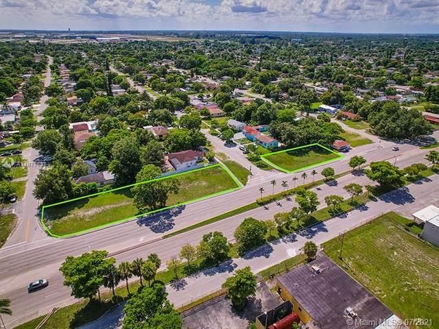 Nw 27Th & Jann Ave, Opa-Locka, FL 33054 (MLS #A11077588) :: Castelli Real Estate Services