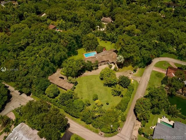 5251 SW 64th Ave, Miami, FL 33155 (MLS #A11077605) :: Castelli Real Estate Services