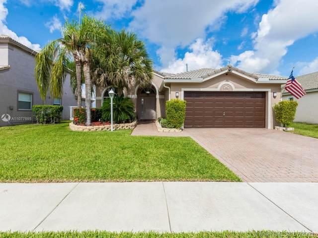 1862 NW 145th Ter, Pembroke Pines, FL 33028 (MLS #A11077695) :: All Florida Home Team