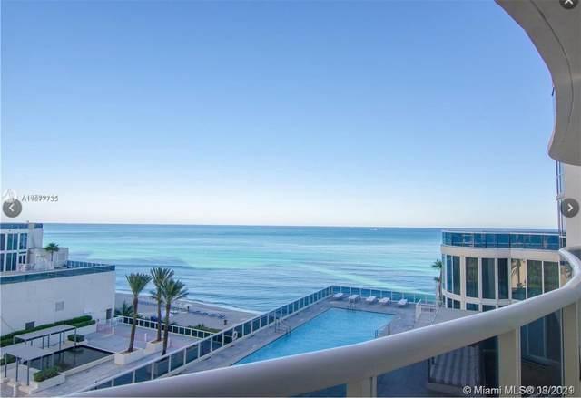 15901 Collins Ave #603, Sunny Isles Beach, FL 33160 (MLS #A11077735) :: Berkshire Hathaway HomeServices EWM Realty