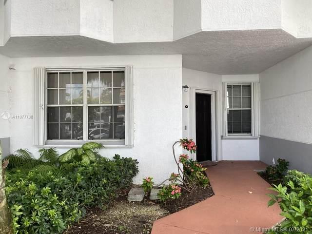 725 SW 148th Ave #508, Sunrise, FL 33325 (MLS #A11077738) :: Berkshire Hathaway HomeServices EWM Realty