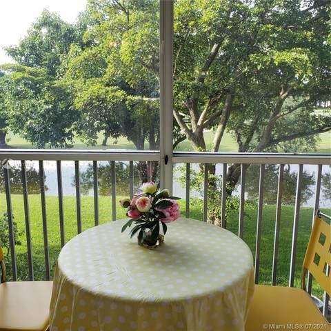 13155 SW 7th Ct 310E, Pembroke Pines, FL 33027 (MLS #A11077778) :: The Rose Harris Group