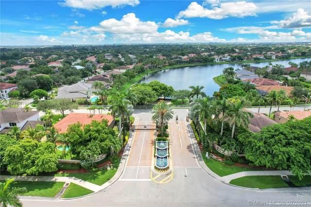 15966 SW 5th St, Pembroke Pines, FL 33027 (MLS #A11077816) :: All Florida Home Team