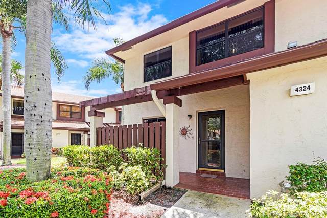 4324 N Carambola Cir N, Coconut Creek, FL 33066 (MLS #A11077839) :: Vigny Arduz | RE/MAX Advance Realty